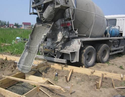 Бетон выгрузка бетон купить киров калужская область